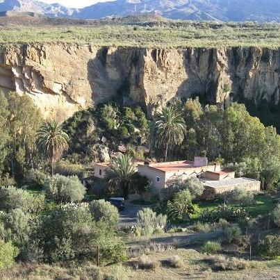 El Molino de la Higuera, Almería