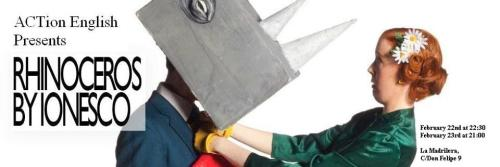 Rhinoceros by Ionesco