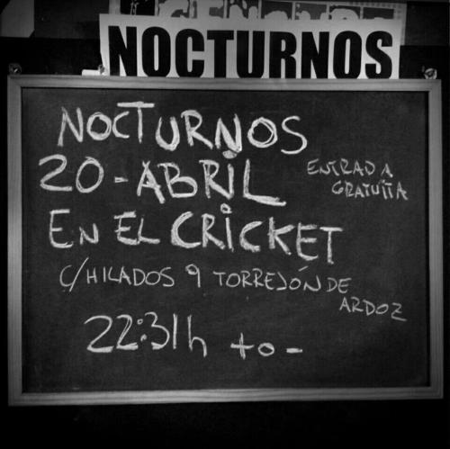 Nocturnos Cricket