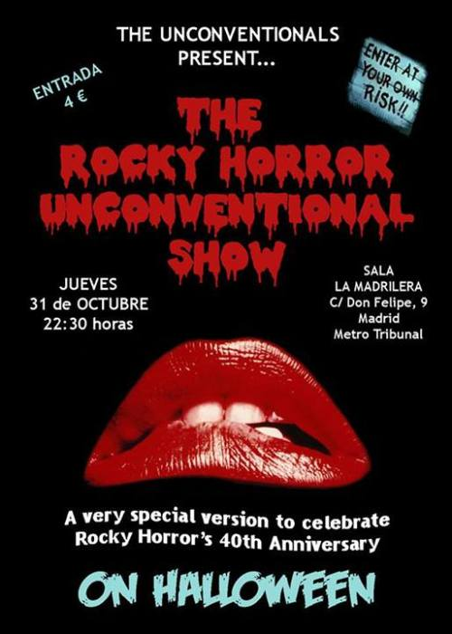 Rocky Horror Unconventional Show