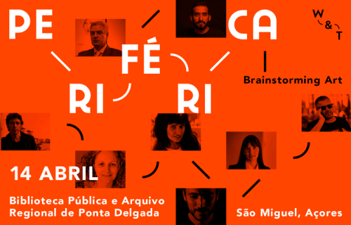 Speakers Periférica - Brainstorming Art Walk&Talk