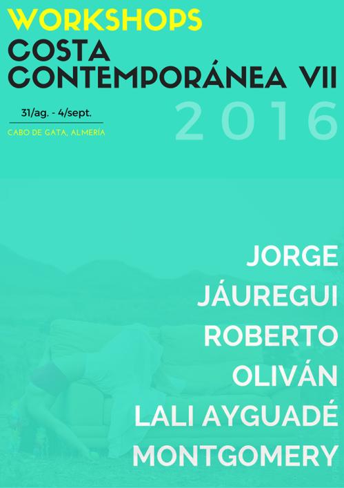 Talleres Danza Contemporánea VII
